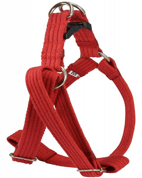 Cotton Web Adjustable Dog Step-in Harness