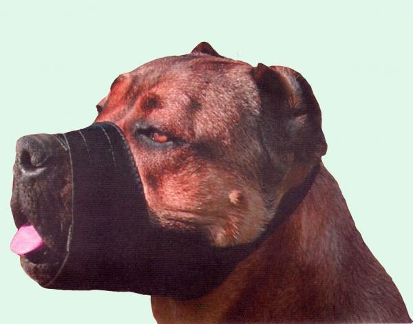 Nylon Dog Muzzle