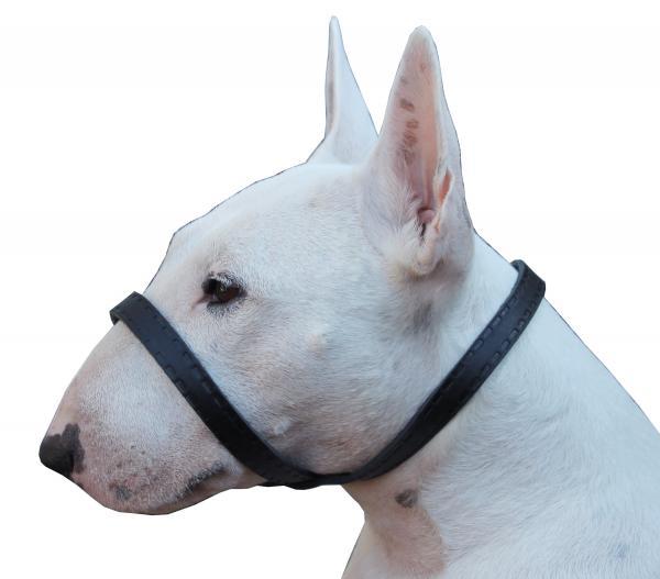 Adjustable Leather Loop Bite Bark